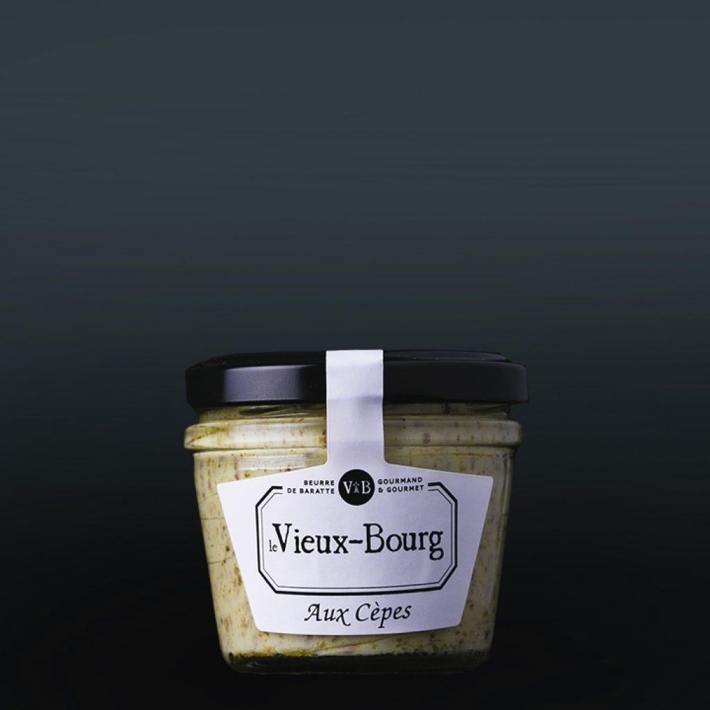 Gamme_gourmet Verrine cepes